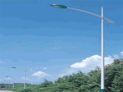 LED路灯杆厂家_专业的灯杆厂家在河南