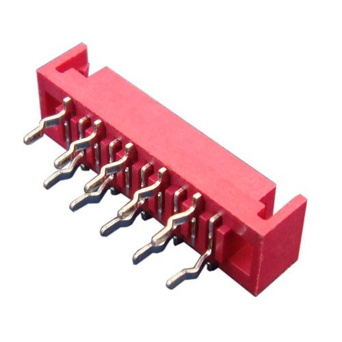 购买有性价比的IDC连接器 M25484-2xN优选鸿儒连接器 -厂家供应端子莲接器