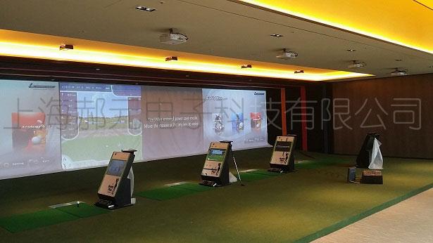 高尔夫球室内练习场-韩国模拟高尔夫都有什么品牌