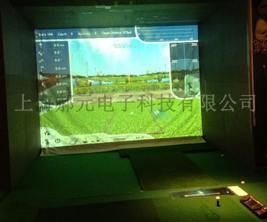 上海市模擬高爾夫專業提供商|什么是室內模擬高爾夫