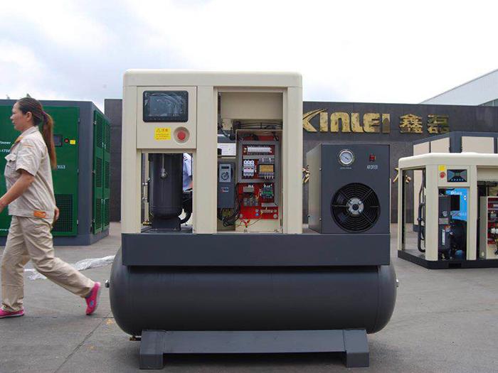 惠农永磁变频空压机市场行情 宁夏艾森斯机电设备宁夏空压机多少钱