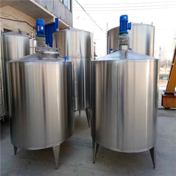 二手80立方不锈钢发酵罐-山东报价合理的二手储罐
