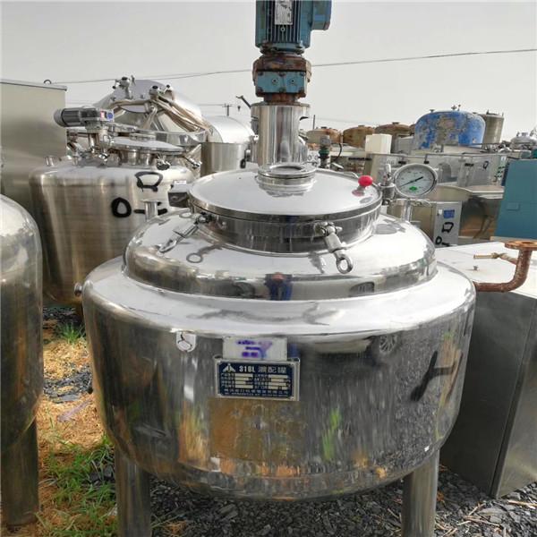 济宁超值的二手储罐推荐|二手30吨不锈钢发酵罐