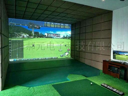 室内高尔夫价格如何 室内高尔夫安装