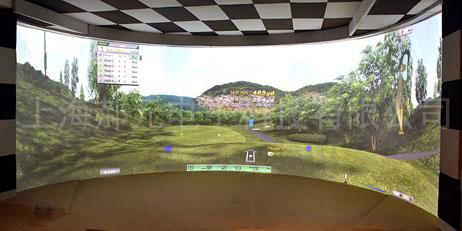 室高尔夫|上海哪里有实惠的室内高尔夫