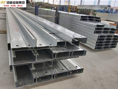 深圳C型钢生产|上哪里买彩钢板好