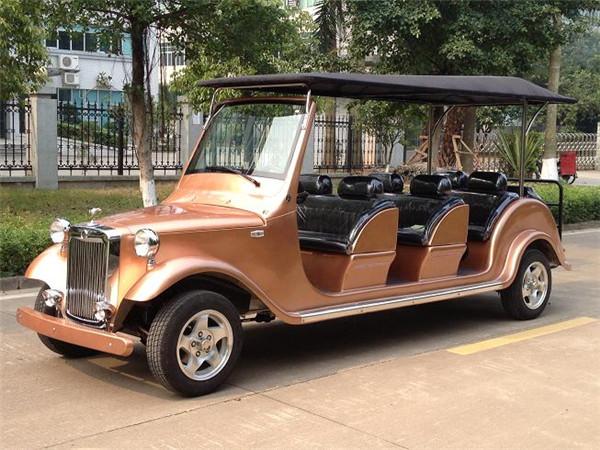 要买8座位电动游览观光车当选高尔电动车|湖北电动老爷车