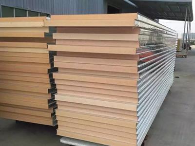 泉州岩棉夹芯板-供应福建高质量的彩钢板