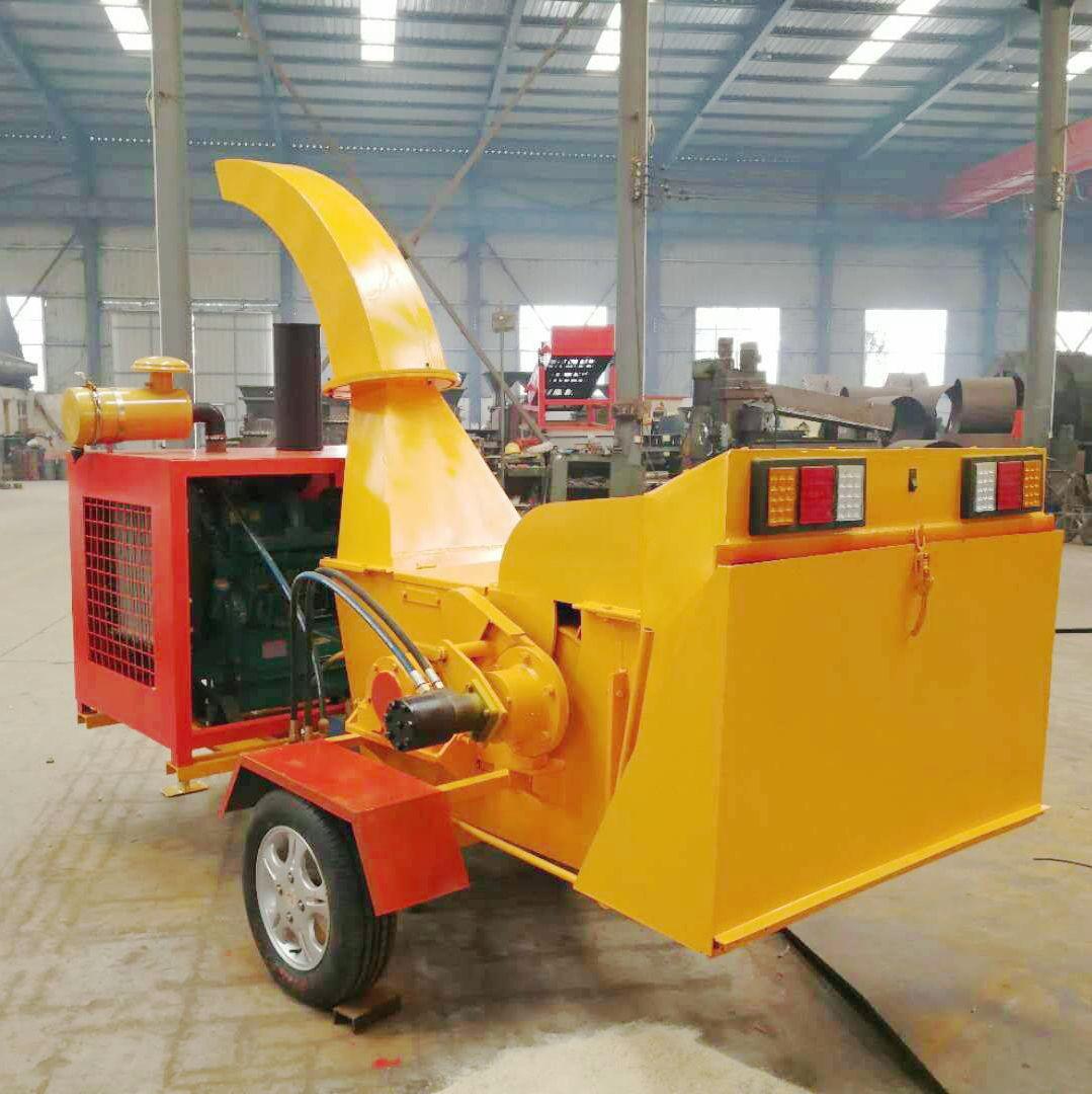 上海桑树枝粉碎机-移动树枝粉碎机推荐