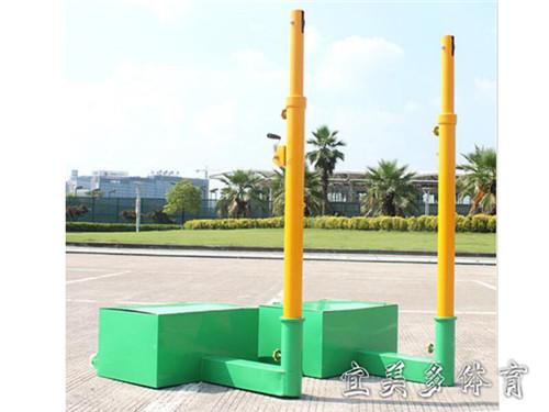 南寧排球柱,排球網柱