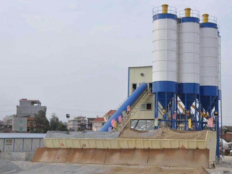 德州混凝土搅拌设备厂家