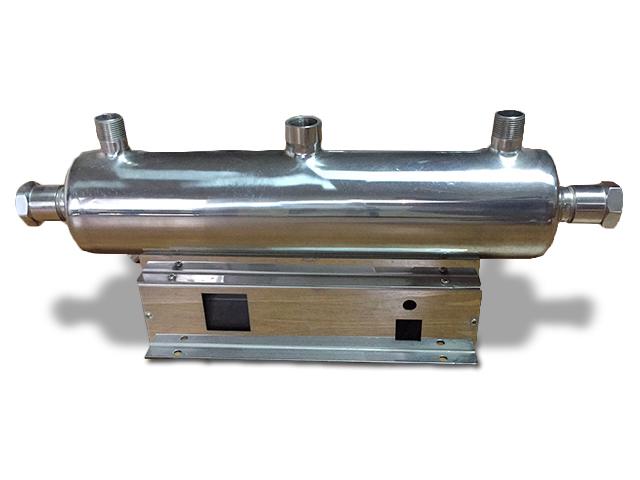 水務局專用分水器廠家推薦_力堅不銹鋼管件專業供應小型不銹鋼分水過濾器