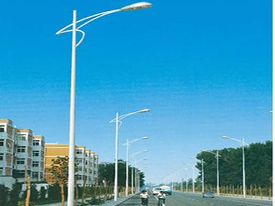 路燈桿哪里找-高性價路燈桿明亮交通供應