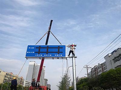 郑州交通标志牌_质量有保障的标志牌在郑州哪里可以买到