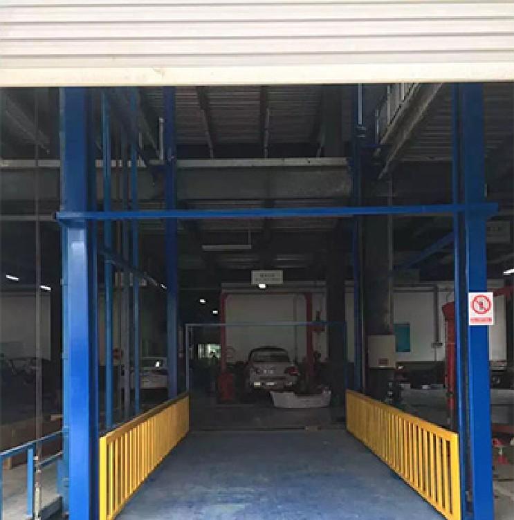 昌江鋁合金升降機 河南有信譽度的升降機廠家是哪家