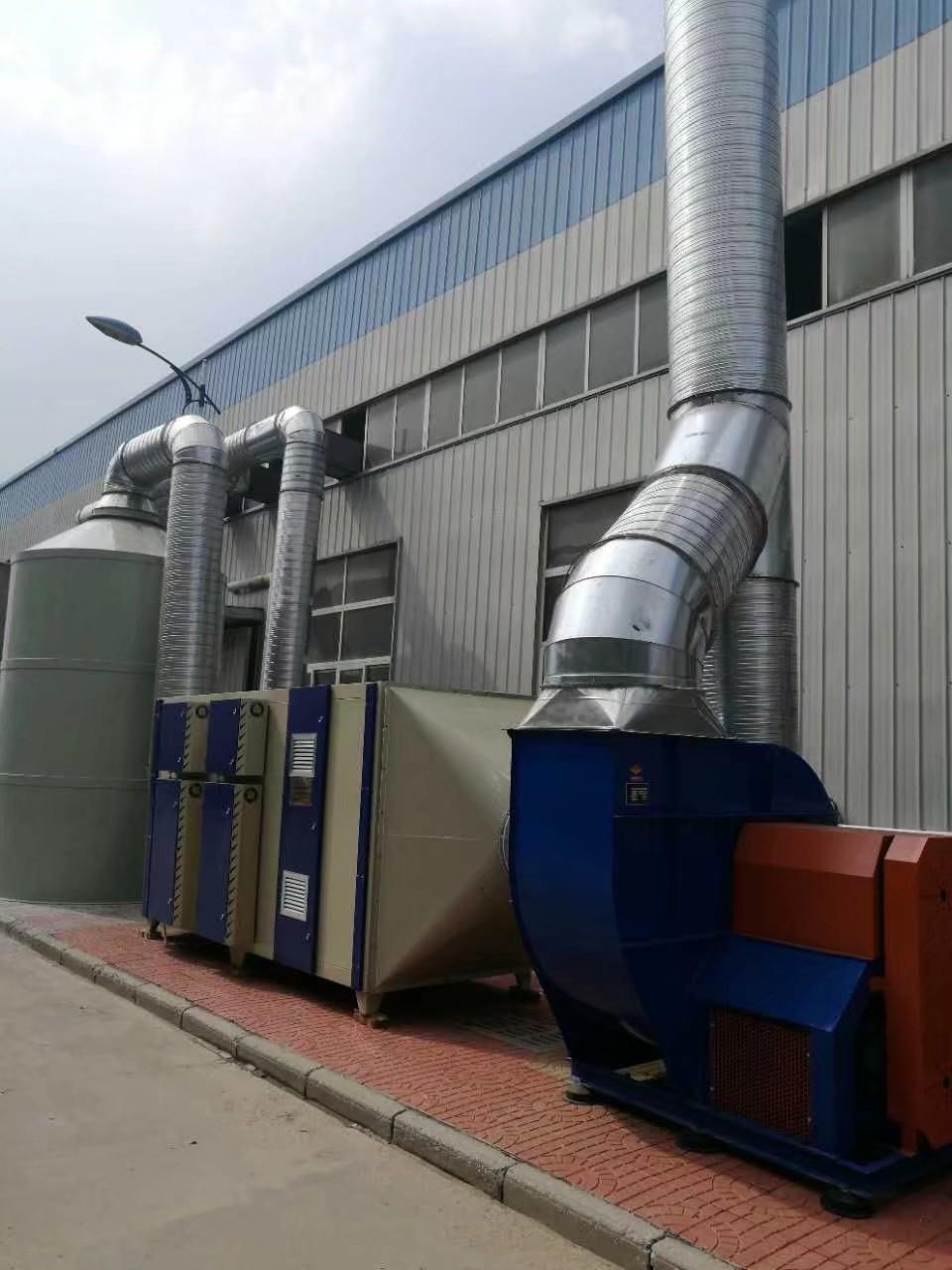 好用的光氧催化設備在哪買      光氧催化噴漆廢氣凈化器設備
