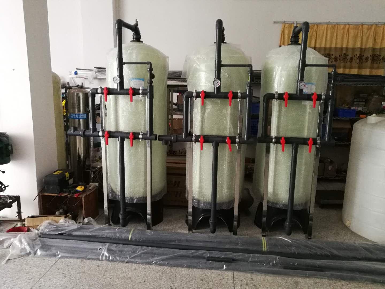 定制广东大型水处理设备|沙碳过滤罐|前置预处理 欢迎咨询