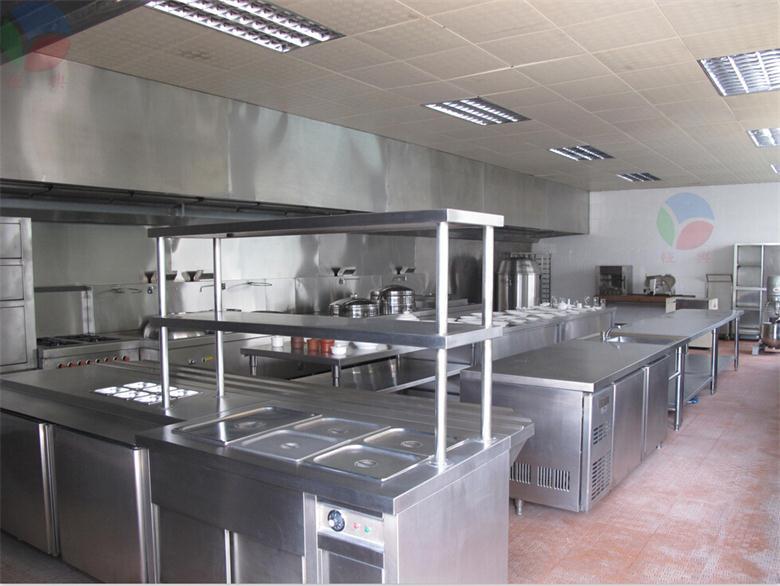 餐厅厨房设备工程厨房设备设计销售厨房成套设施