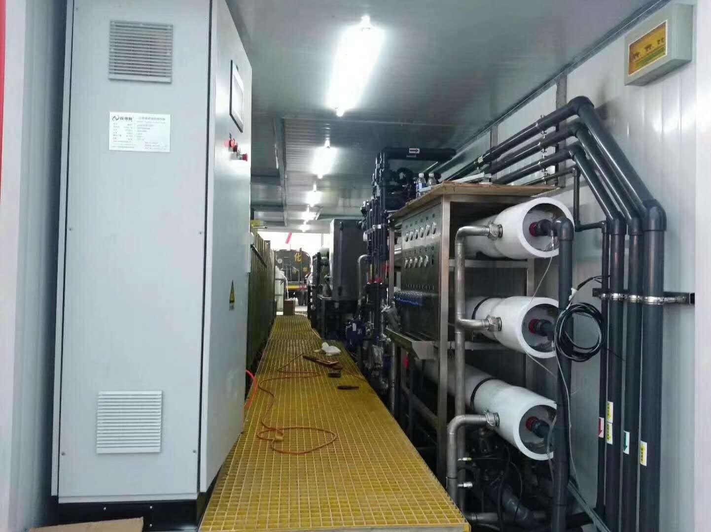 口碑好的移动式垃圾渗滤液应急处理合肥科信环保提供|云南专业的