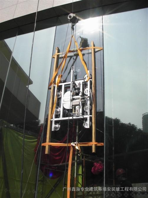 广东优质的玻璃电动吸盘出租,租用电动吸盘多少钱