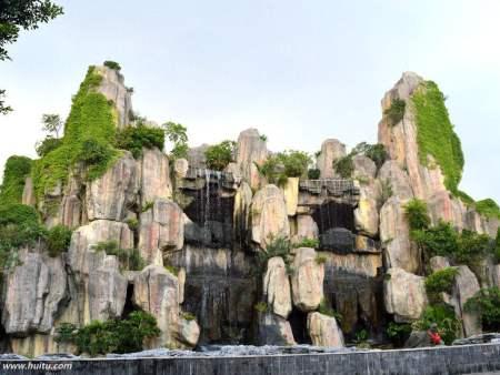 甘肃喷泉|兰州喷泉|兰州喷泉设计|甘肃景观喷泉设计工程-雨田