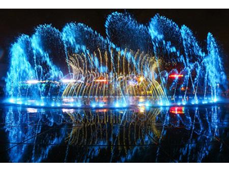 甘肃喷泉|兰州音乐喷泉|甘肃假山喷泉|甘肃喷泉设计公司