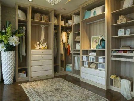 定制衣柜—山東濱州質量可靠的衣柜生產廠家