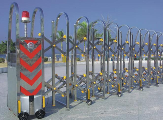 电动伸缩门价格_专业红门就是鸿雷机电设备