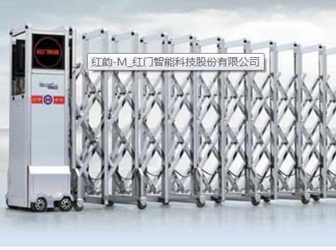 品牌好的红门在济南|电动伸缩门厂家