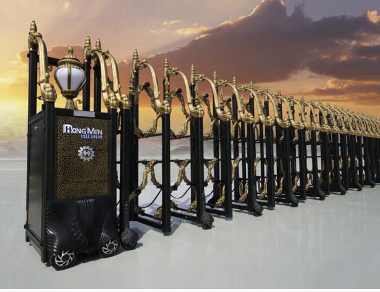 德州电动伸缩门多少钱_济南区域有品质的红门