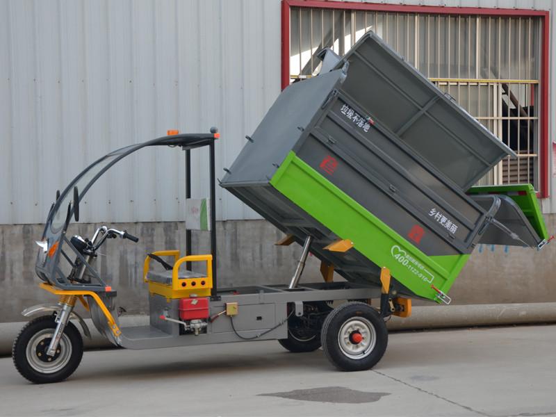 优质的电动垃圾清运车在哪买——河南环卫专用清运车