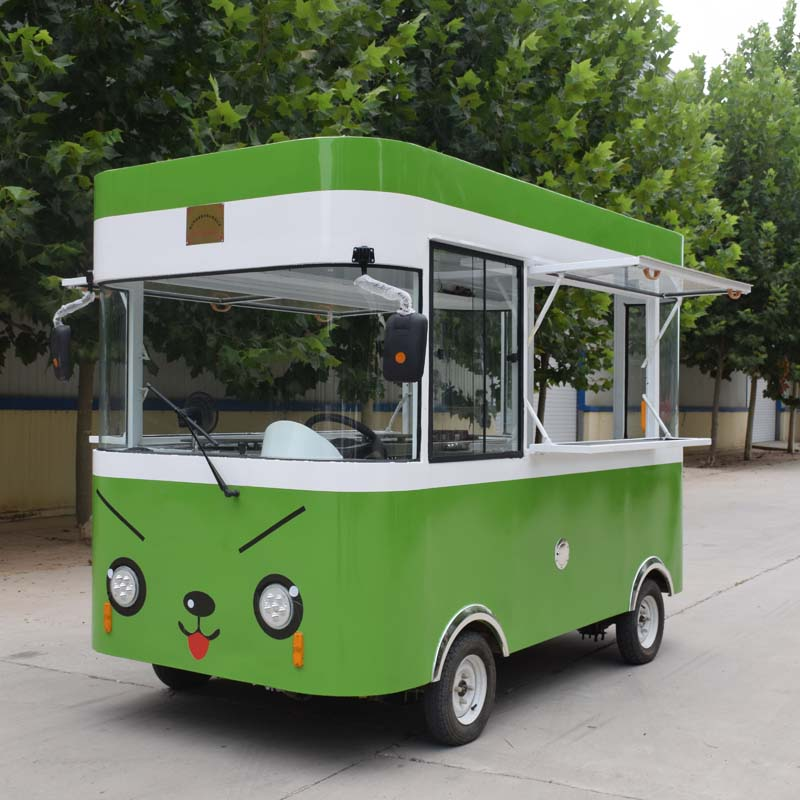 诚挚推荐质量好的电动餐车 餐车价钱