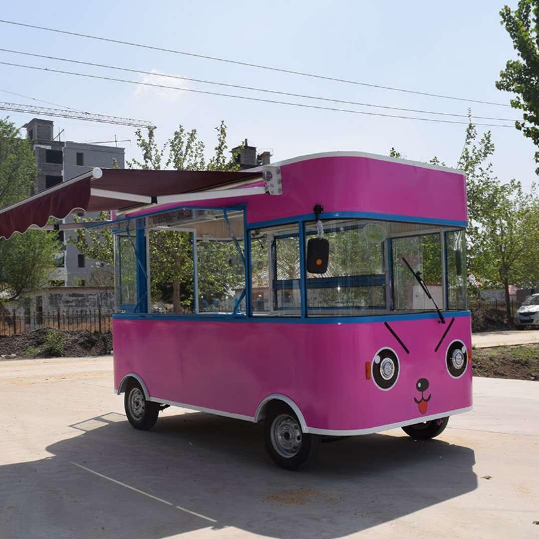 德州街景小吃車定制加工|劃算的街景小吃車供銷