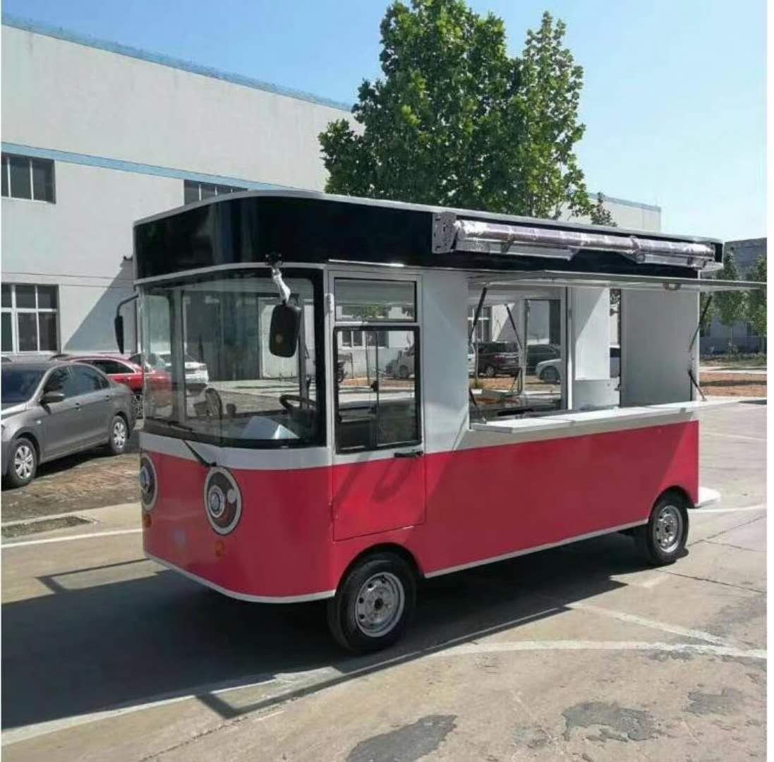 关东煮餐车-销量好的电动四轮街景餐车推荐