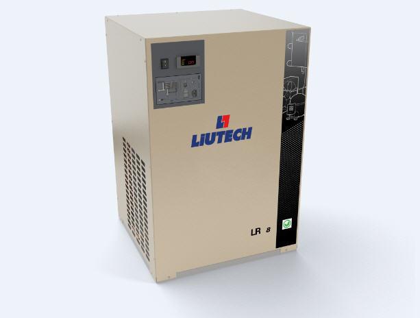冷冻式压缩空气干燥机,宁波冷冻干燥机,冷冻式干燥机原理
