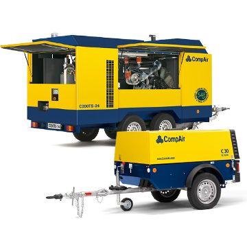 小型移动压缩机,宁波移动式空压机,移动式螺杆空气压缩机