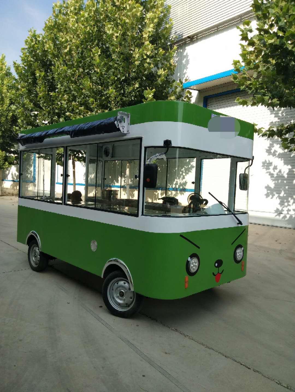 欧准新能源-信誉好的卤肉卷餐车经销商 好吃的四轮移动街景餐车