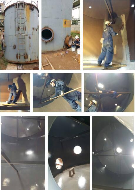 修复严重受损设备 上哪找优质的金属腐蚀修复服务