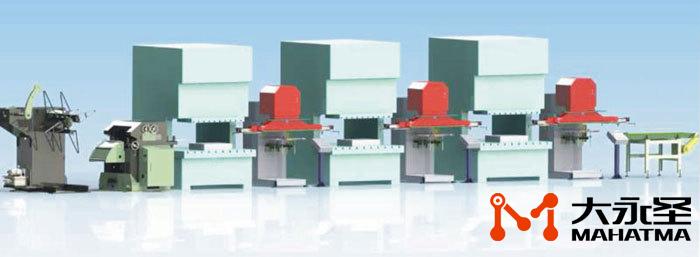 单工位冲压机械手-平移式