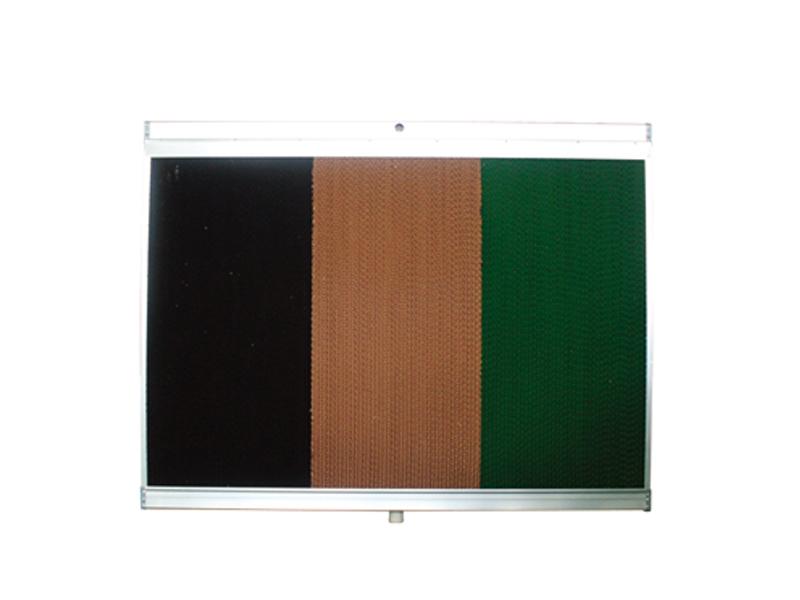 鍍鋅板水簾廠家 質量好的水簾出售
