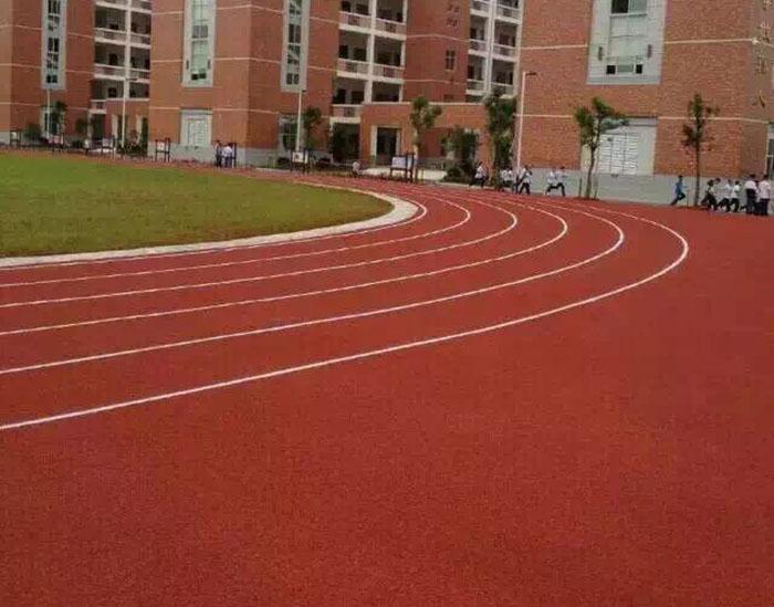 江苏塑胶跑道施工材料哪家更专业 辽宁哪里有塑胶跑道施工
