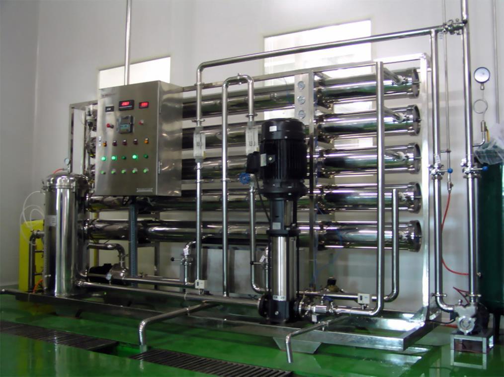 工業用純化水設備|去離子水處理|東莞市水視界環保科技有限公司