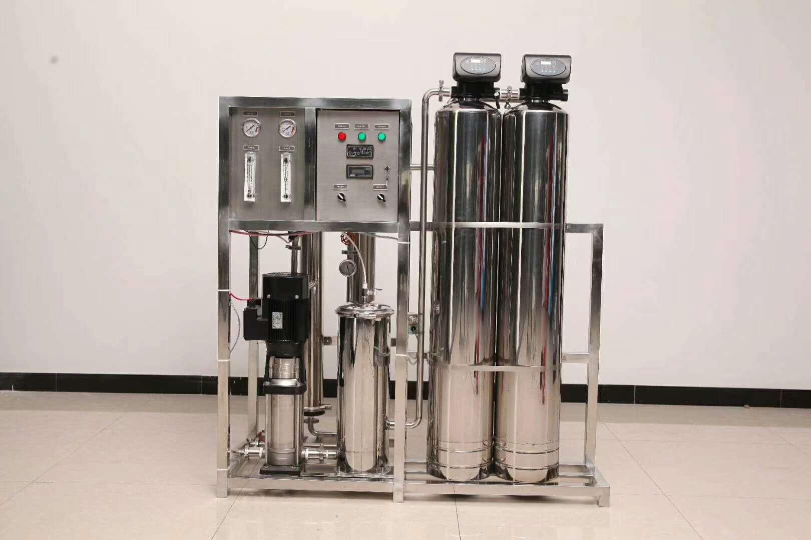 東莞直飲水設備|反滲透純凈水處理|學校、酒店通用水處理設備