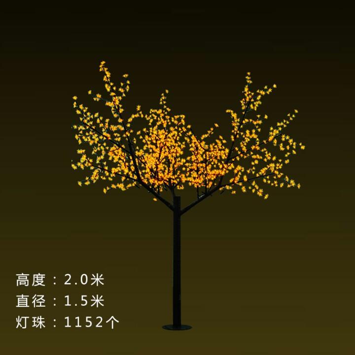 led花树灯-物超所值的led树灯益庆灯饰供应