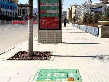 地埋式垃圾桶廠家-哪里有賣實用的地埋式果皮箱