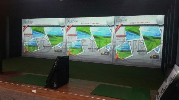 单屏3D高尔夫_国内室内高尔夫模拟设施厂家推荐