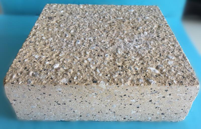 渭南路面pc仿石砖厂家|优良PC砖优选陕西筑力