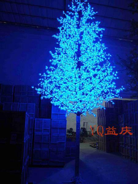 购买销量好的树灯优选益庆灯饰 ——led丁香树灯