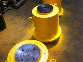 九洲液压供应非标液压油缸200T300T活塞重型液压油缸