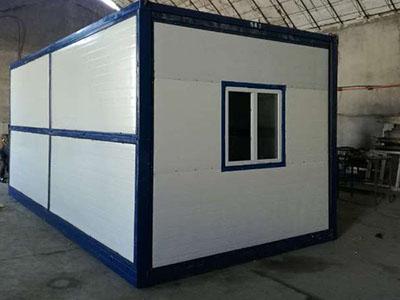 折疊箱式房